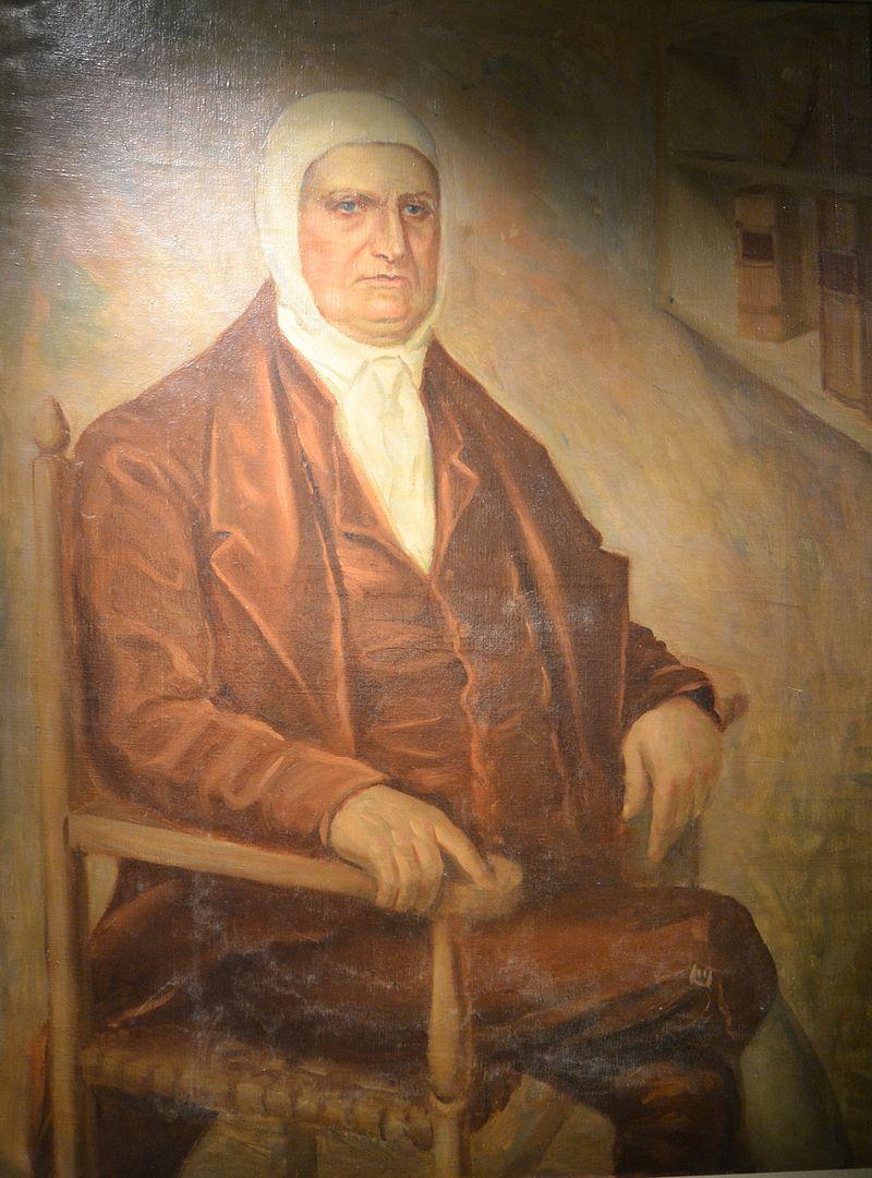 Portrait of Samuel Doak