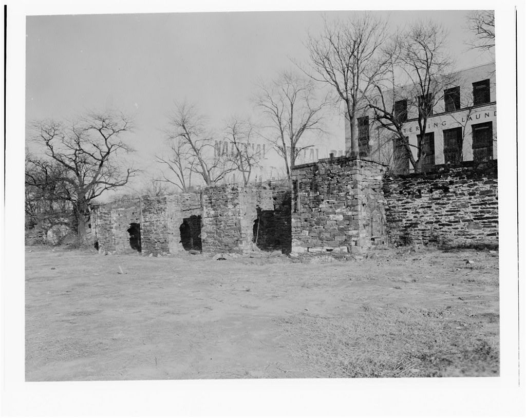 Historic American Buildings Survey, photographer unknown, c. 1938