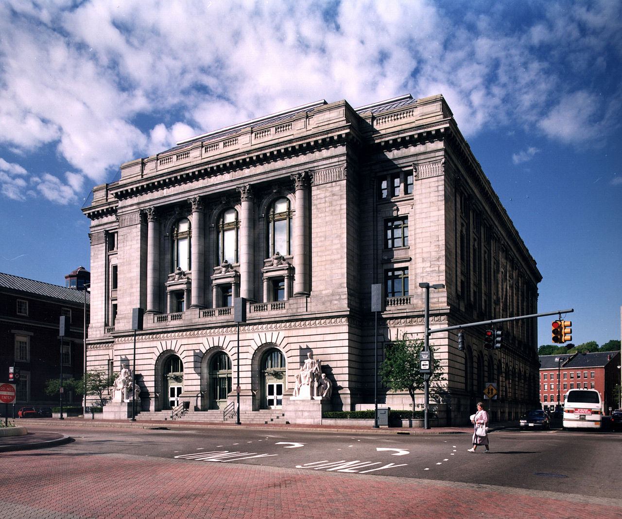 The Federal Building and U.S. Courthouse