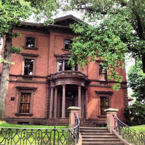 The Governor Henry Lippitt House