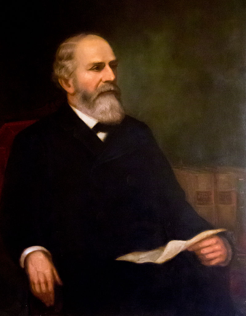 Henry Lippitt served as governor between 1875-1877.