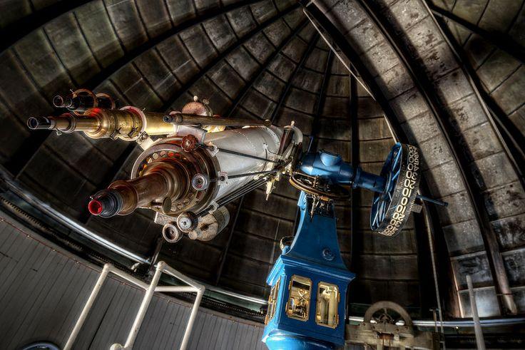 The main telescope