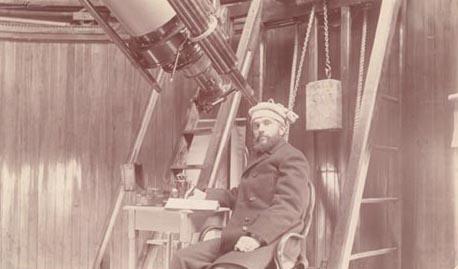 Professor Winslow Upton