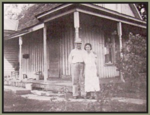 Photo of Carl Smith (owner in 1960) http://www.americangothichouse.net/chronological-history-of-the-american-gothic-house/