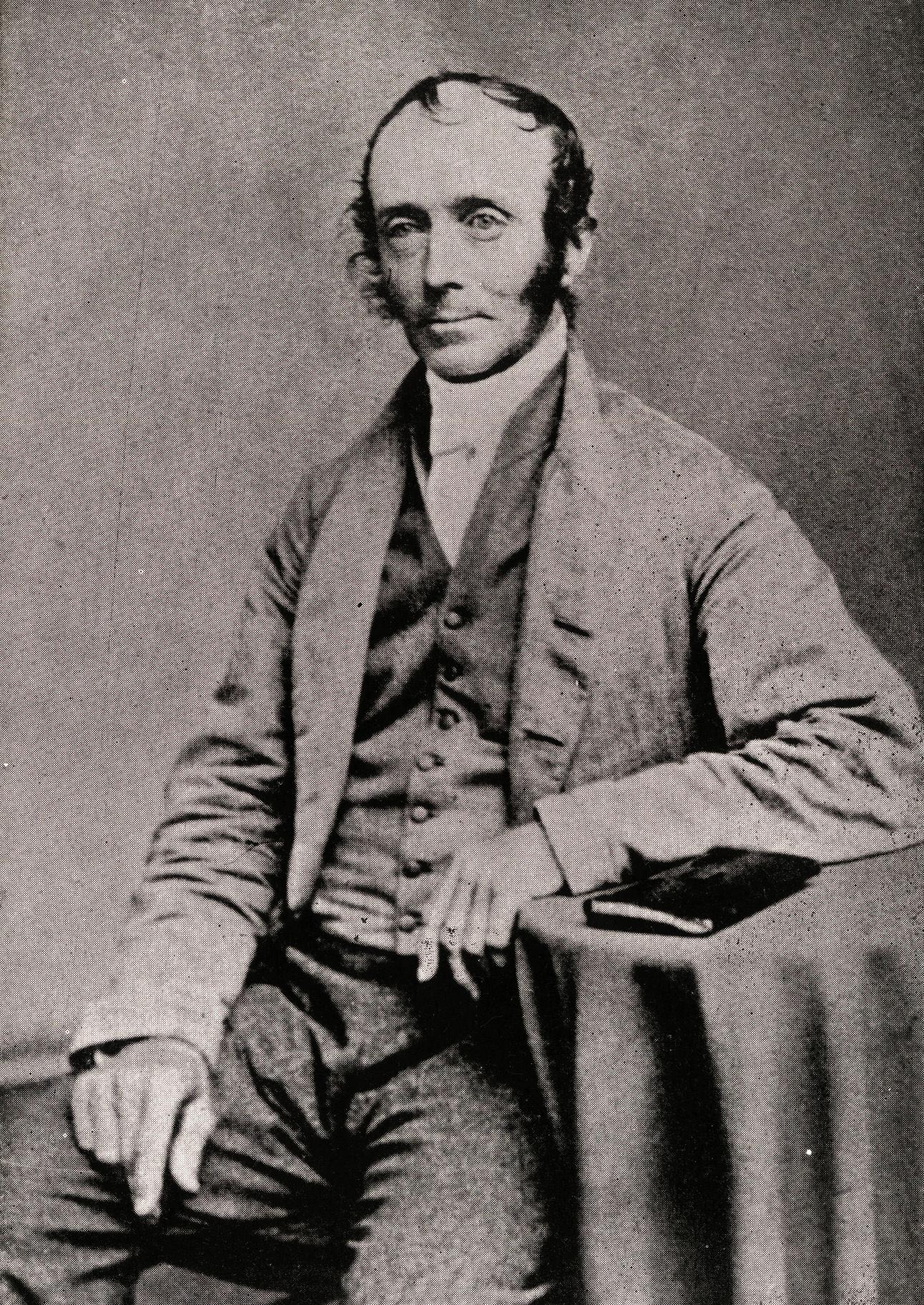 Yardley Warner.