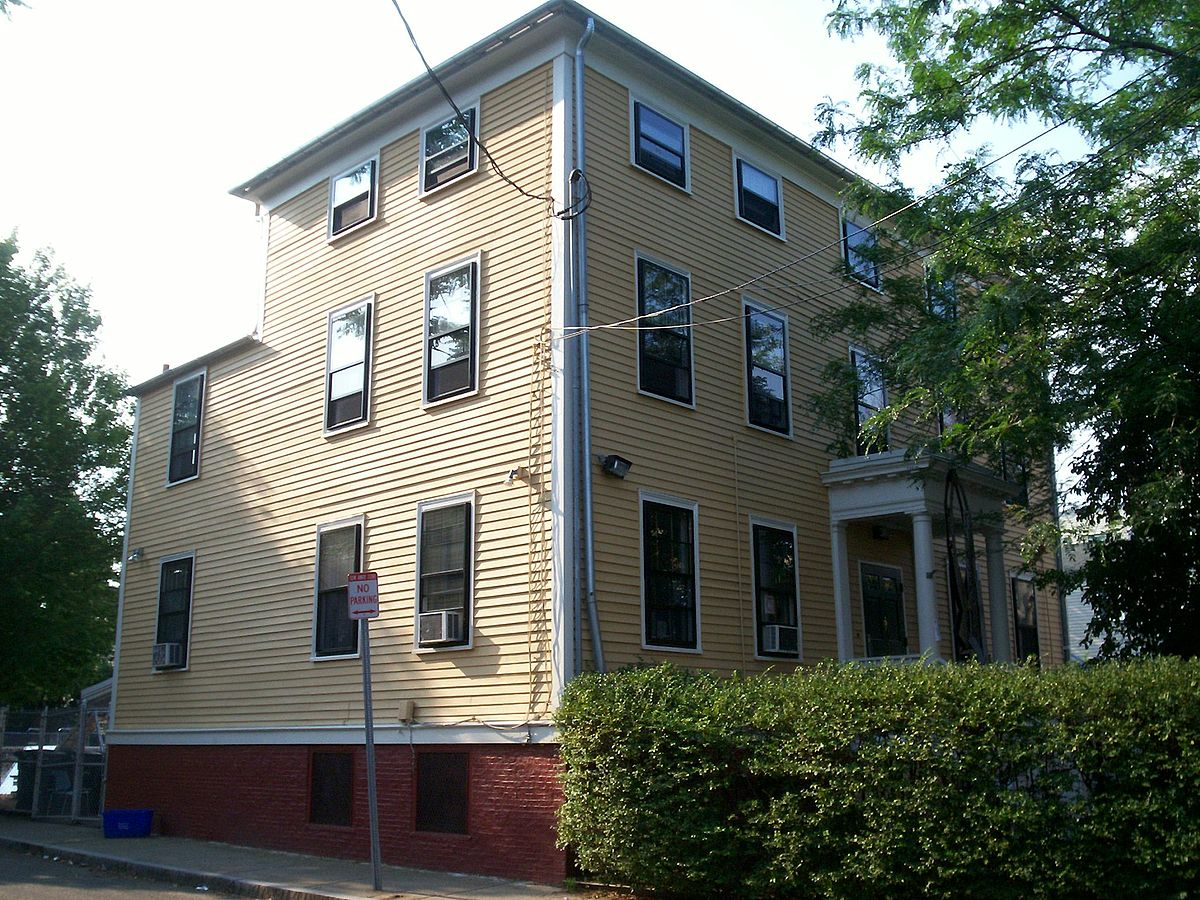 This home was constructed in the early 19th century and was home to Margaret Fuller