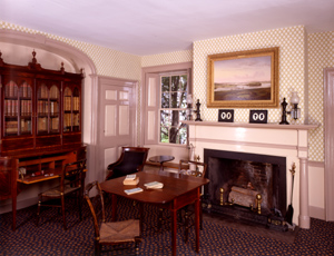 Sitting Room within the House