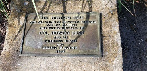 Freedom Tree Memorial