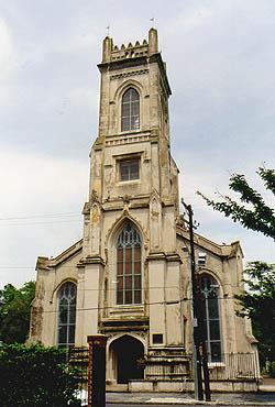 Unitarian Church Exterior