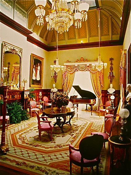 Calhoun Mansion Interior