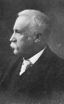 Franklin Simmons, sculptor of the monument