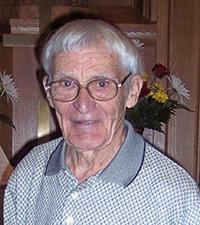 Rev. Robert N. Haertel 1950-1974 (St. James)