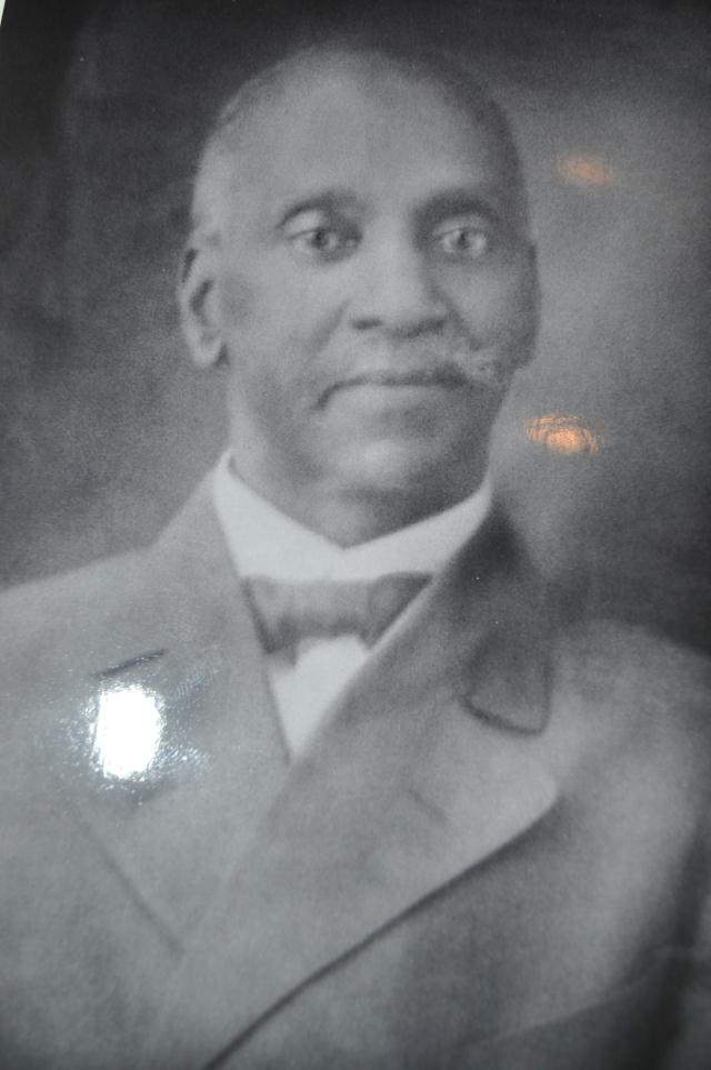 Rev. William Franklin. Swift's first president.