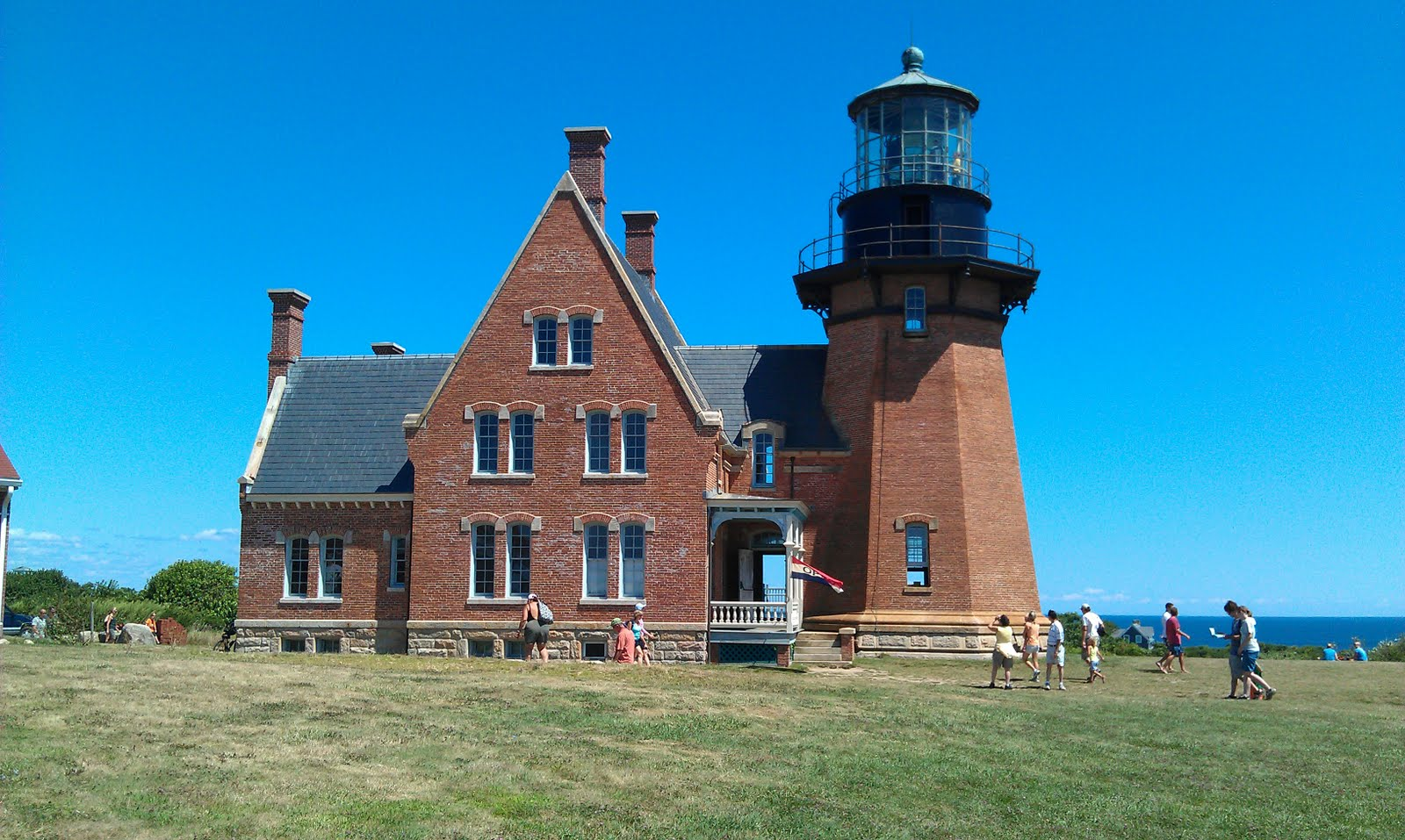 The Block Island Southeast Lighthouse