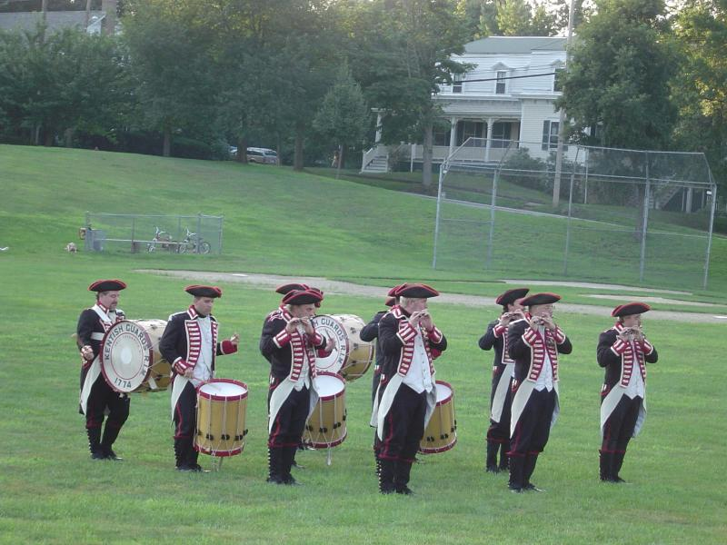 The Kentish Guards Fife and Drum Corps