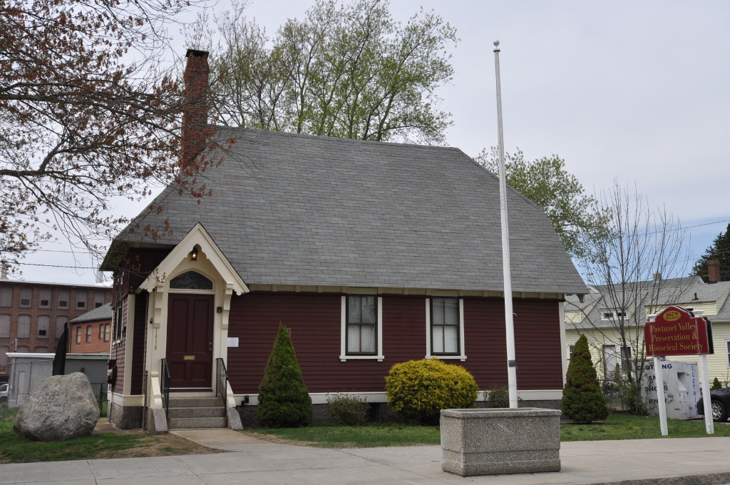 The Pawtuxet Valley Preservation and Historical Society