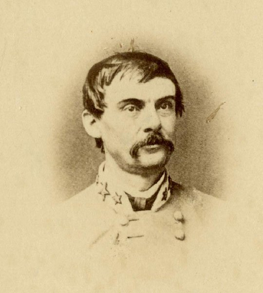 Confederate Brigadier General John Echols handled his men ably throughout the battle and during the difficult retreat from Droop. After the war he became a successful businessman.
