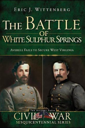 Historian Eric J. Wittenberg's book on the Battle of White Sulphur Springs details the events of Averell's first raid, two months before Droop Mountain.
