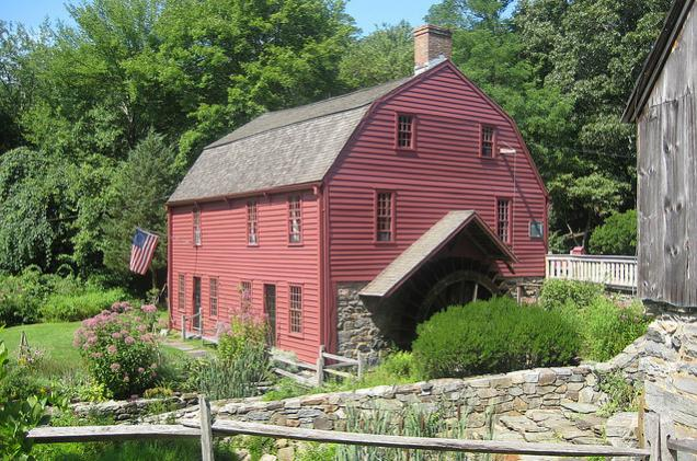 The Gilbert Stuart Birthplace and Museum