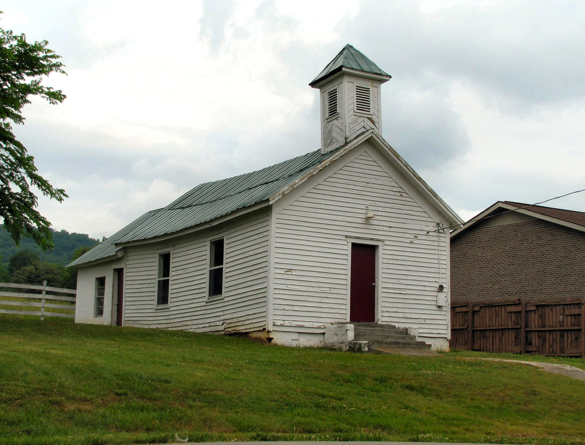 Henderson AME Zion church today