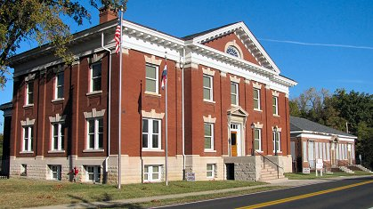 The Missouri Civil War Museum opened in 2013 in the historic Jefferson Barracks Military Post Exchange building.