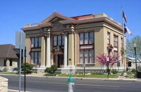 The Carnegie Library is now home to the Bell County Museum