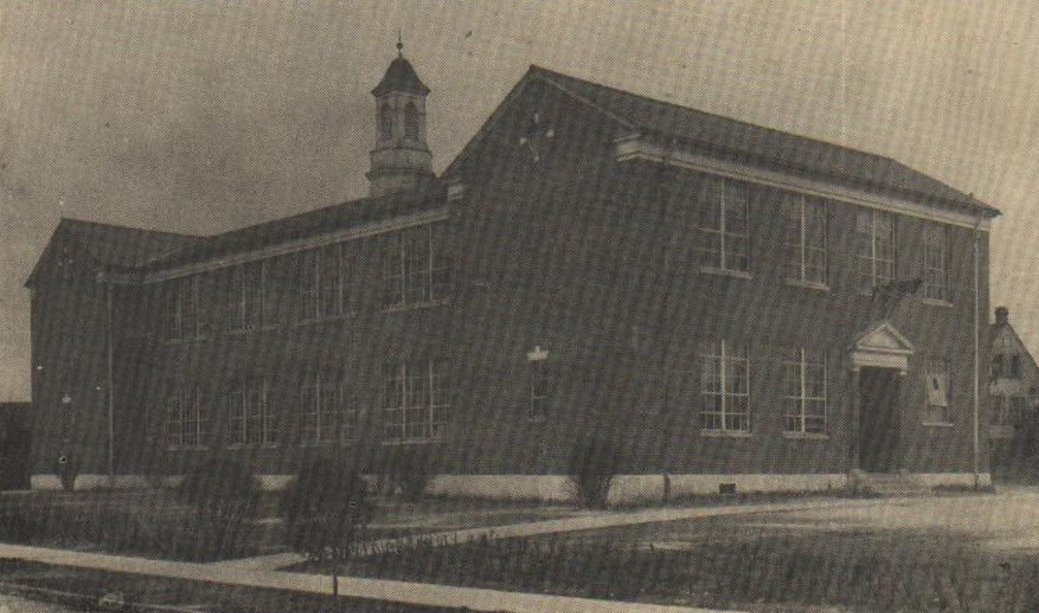 Douglass HS in 1938