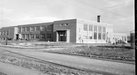 Douglass HS in 1951