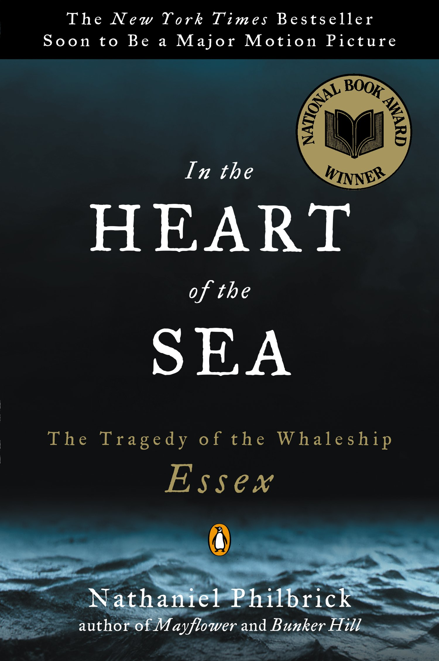 Learn about the most famous nautical tragedy of the 19th century, the sinking of the Essex-click the link below to learn more about this book.