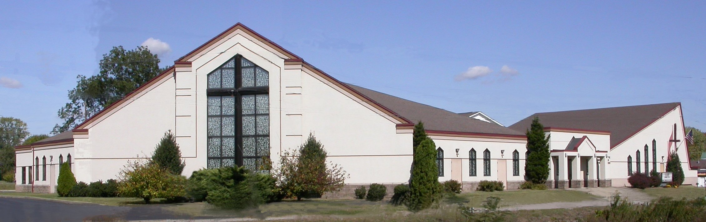 Forrest Burdette Memorial United Methodist Church (Street View)