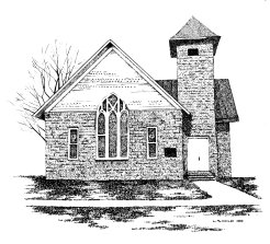 Forrest Burdette Memorial United Methodist Church (Original Church Building)