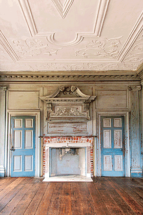 Drayton Hall Interior