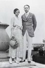 Ruth Wales du Pont and Henry Francis du Pont