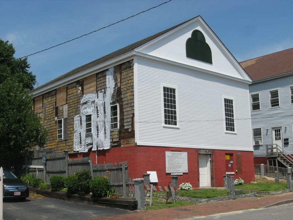 Abyssinian Meeting House Restoration Project