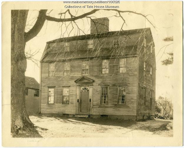Tate House in 1931