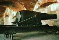 10-inch Rodman Gun