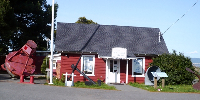 The Humboldt Maritime Museum offers a standard tour that lasts about 45 minutes.