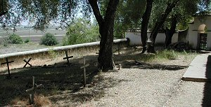 Cemetery at San Juan Bautista