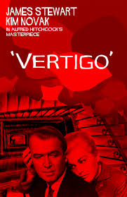 Movie poster for VERTIGO