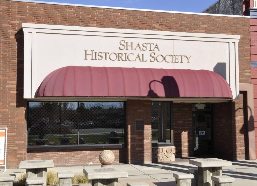 The Shasta Historical Society
