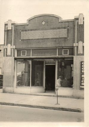 Although the museum officially opened in 1960, its origins date back to 1935 when local residents working with the New Deal's Federal Art Project opened a small gallery in this building at Fifth and Cotanche.