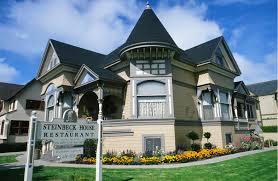 Steinbeck home/restaurant today