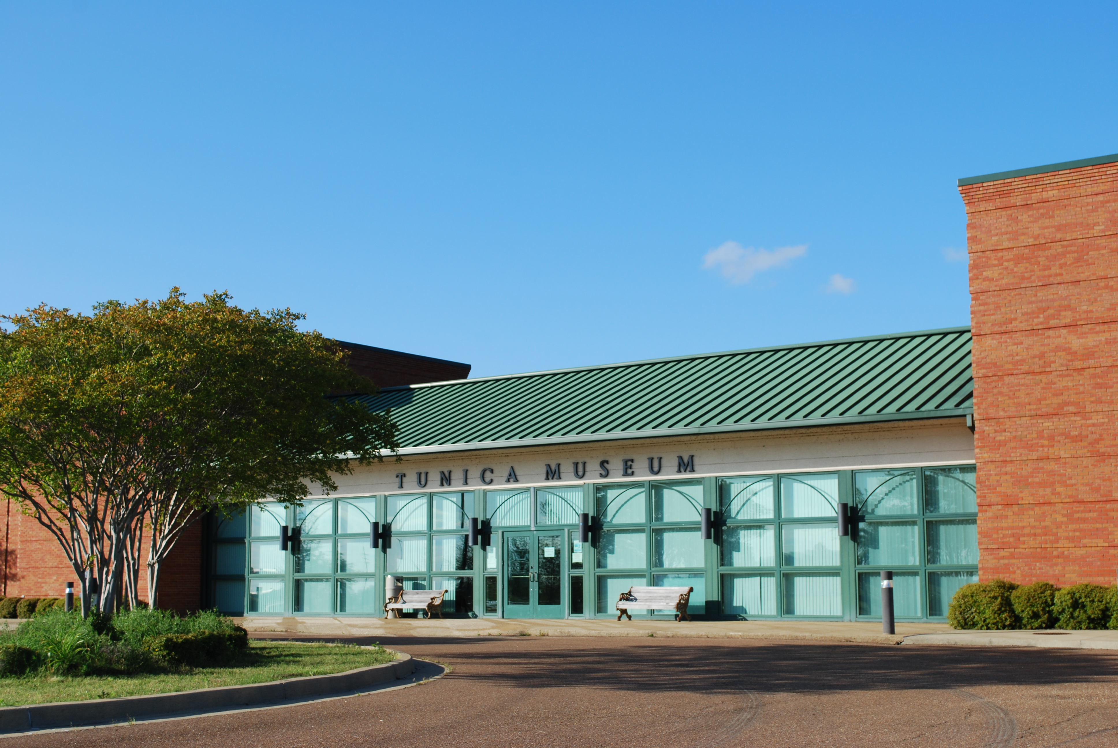 Tunica Museum was founded in 1997 by local residents to preserve and promote the county's history.