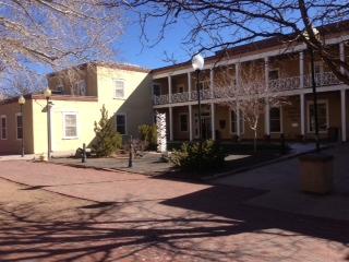 Santa Fe public library, main branch