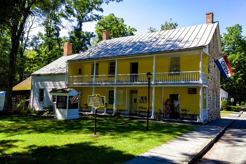 DuBois Fort Visitor Center