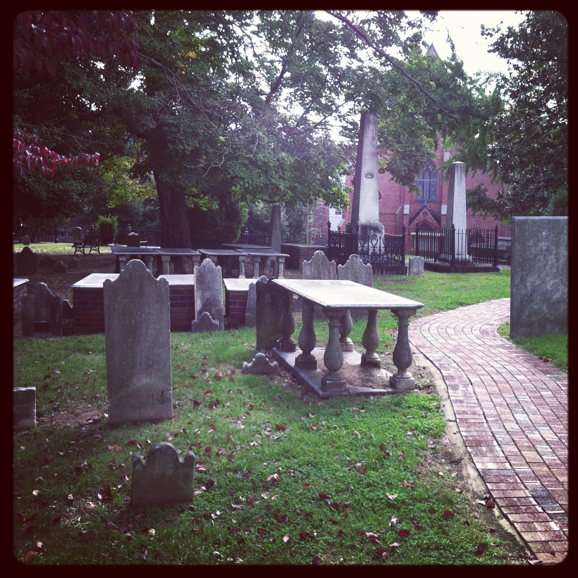St. John's Church Graveyard