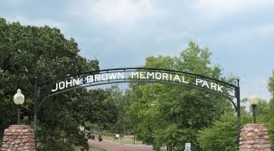 Entry into John Brown Memorial Park