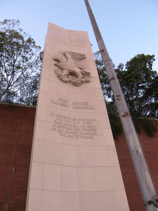 Fort Moore Pioneer Memorial