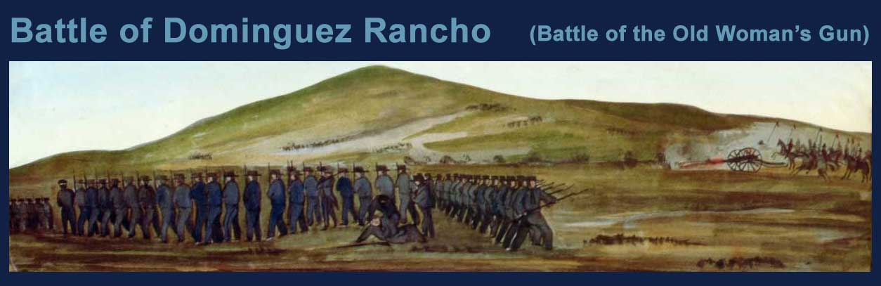 Artist rendition of battle a few years afterwards