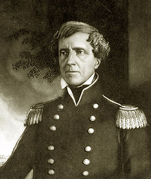 Brigadier General Stephen Kearny (1794-1848) played a pivotal role in the battle.